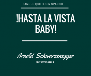 Famous quotes in Spanish