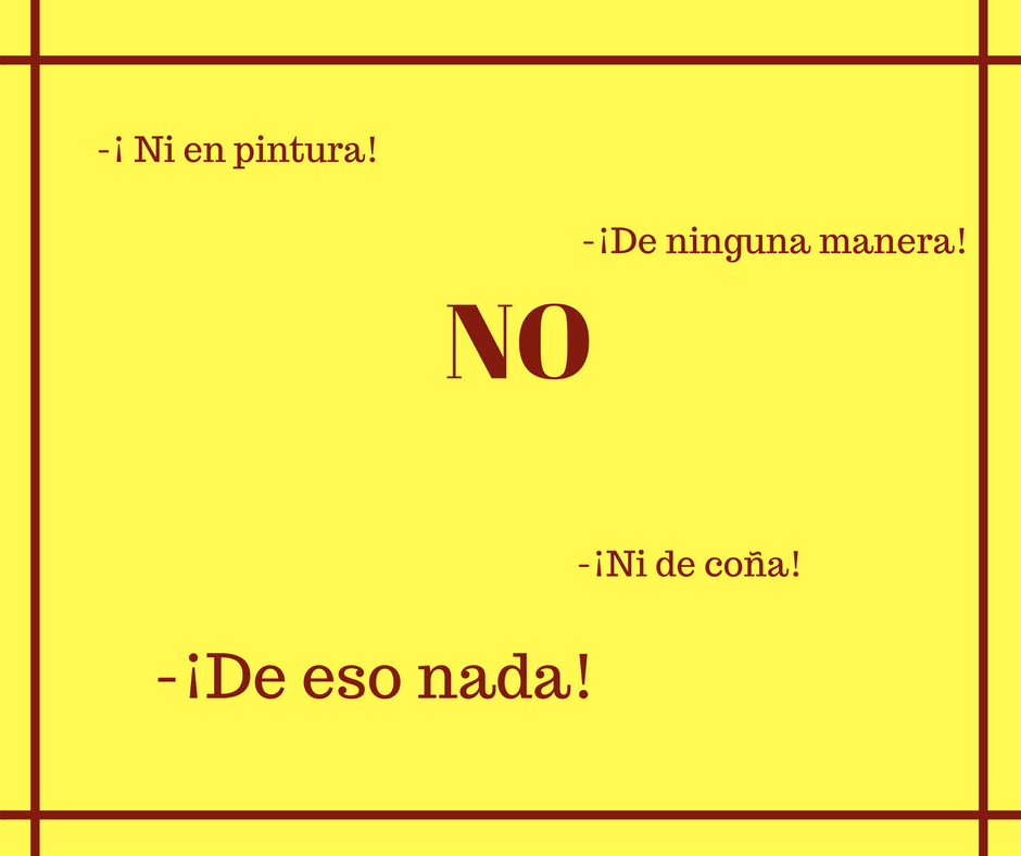 how-do-you-say-no-in-spanish