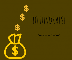 how-do-you-say-to-fundraise-in-spanish