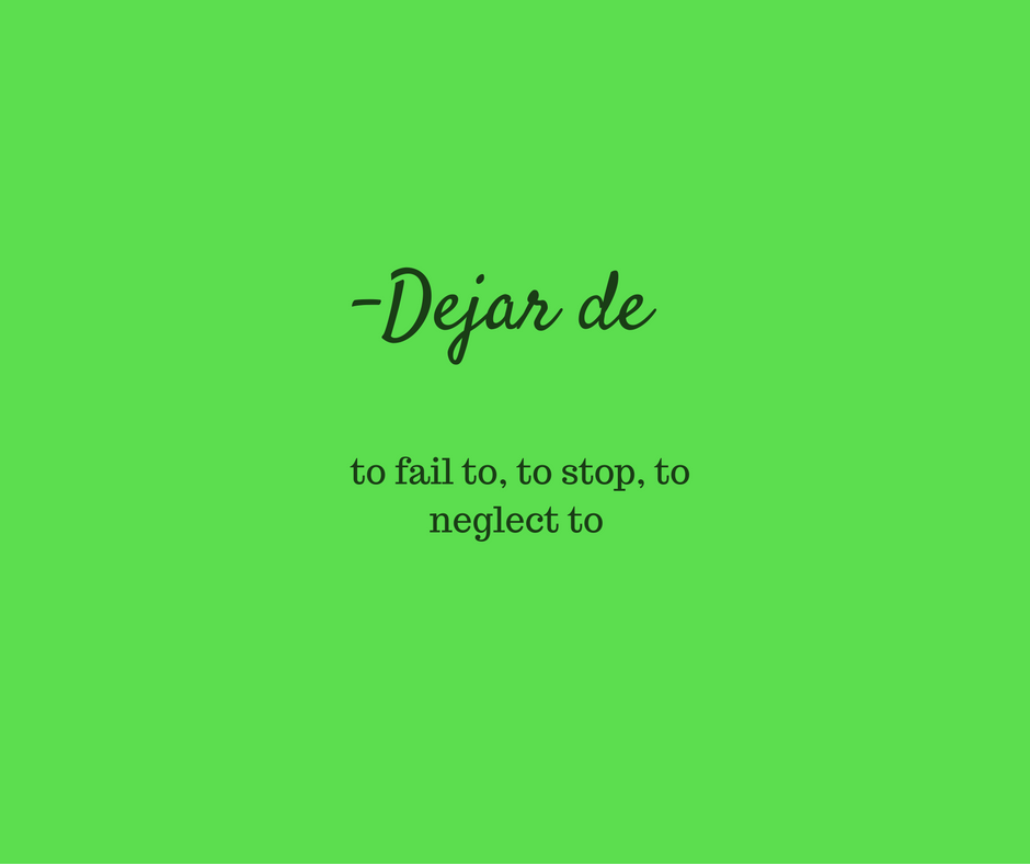 to-stop-in-spanish